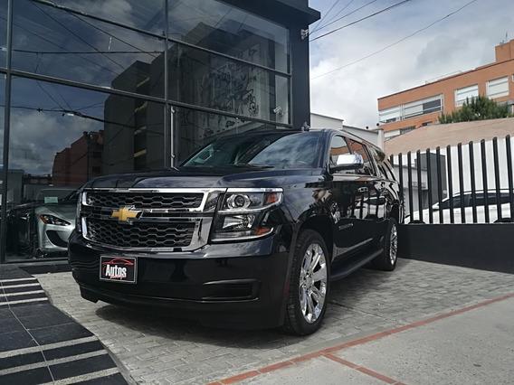 Chevrolet Suburban 2wd