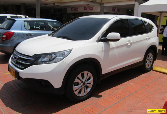 Honda Cr V 2wd Lx At