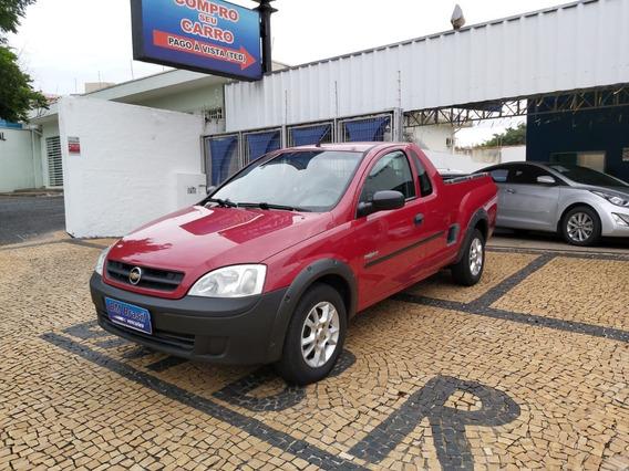 Chevrolet Montana 1.8 Mpfi Conquest Cs 8v Flex 2p Manual