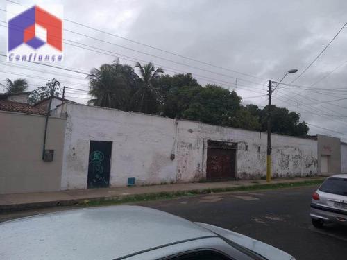 Terreno À Venda Em Fortaleza/ce - Te0032