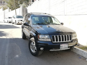 Jeep Grand Cherokee Limited V8 Qc 4x4 At 2004