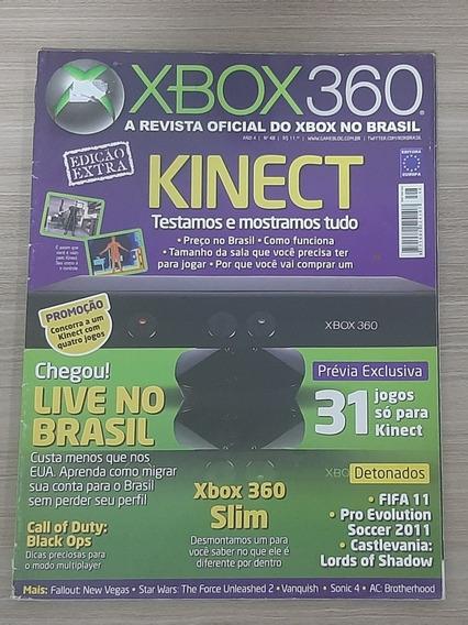 Revista Antiga Xbox 360 Game