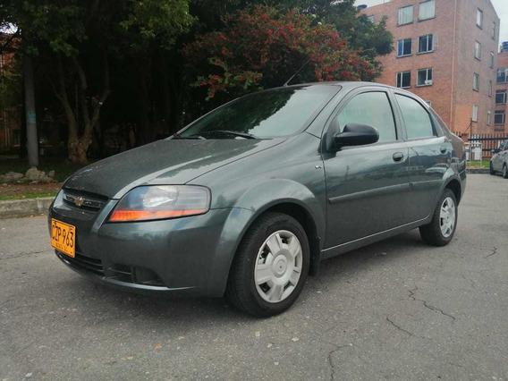 Chevrolet Aveo Ls 1600 Aa 2009