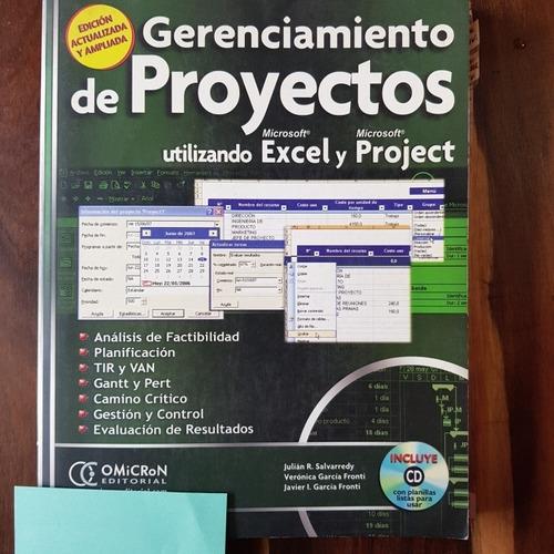 Imagen 1 de 8 de Gerenciamiento De Proyectos Utilizando Excel Y Project