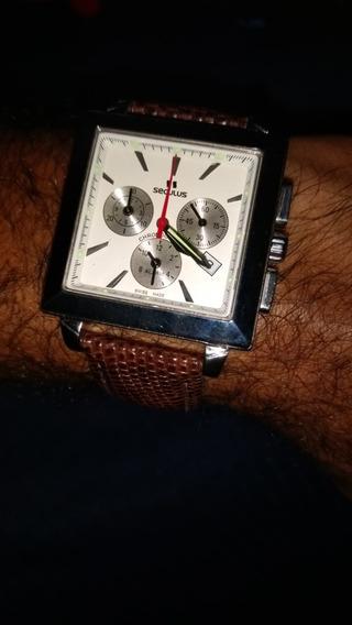 Relógio Seculus Swiss Made