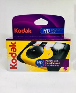 Camara Descartable Kodak Hd Con Flash 27 Exposiciones