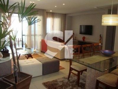 Apartamento Semi-novo, Nascente, 3 Suítes, Vista Mar, Em Armação!!! - Ab0155