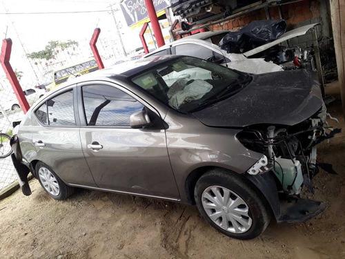 (3) Sucata Nissan Versa 1.6 Manual 2012 (retirada De Peças)