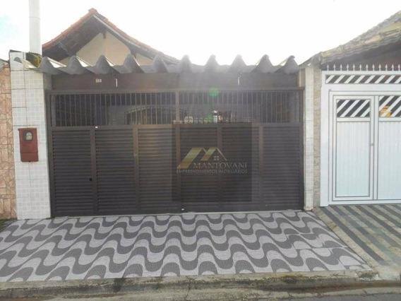Casa Residencial À Venda, Vila Mirim, Praia Grande. - Ca0061
