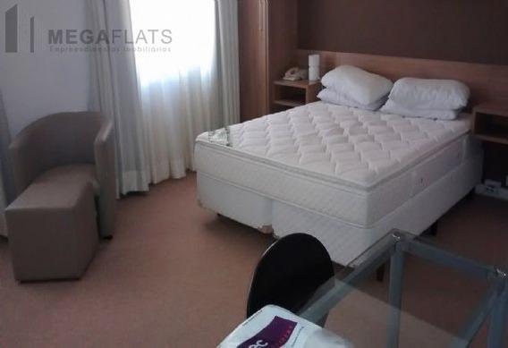 02903 - Flat 1 Dorm, Tatuapé - São Paulo/sp - 2903