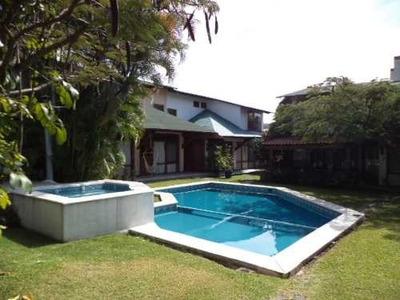 Casa En Condominio En Chapultepec, Cuernavaca