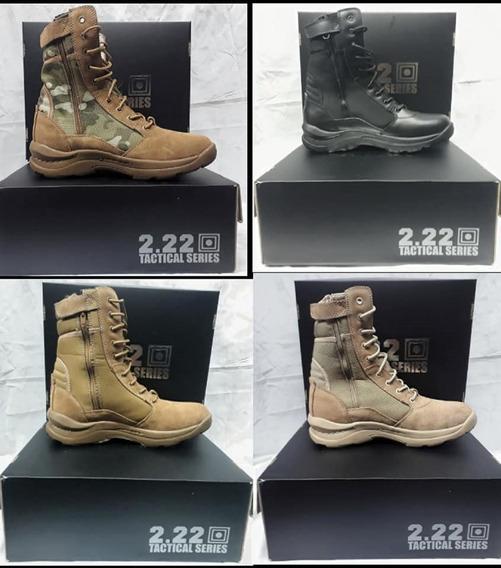Botas Zapato Zapatilla Militar Aisfort No Arma Tactico Army