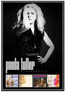 Poster Paula Toller Transbordada Paula Toller Sónós Mtv Pop