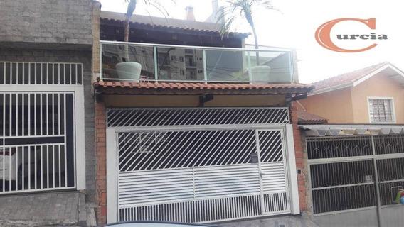 Sobrado Residencial À Venda, Vila Medeiros, São Paulo. - So0367