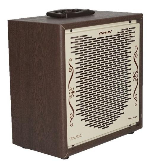Caixa De Som Oneal Ocm 2908 Bluetooth Usb Fm Multiuso