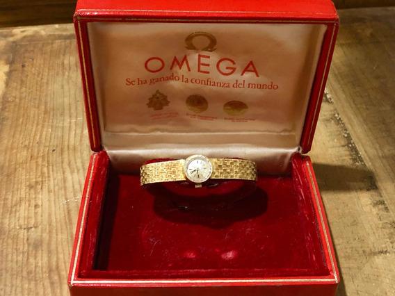 Vintage Reloj Omega Dama