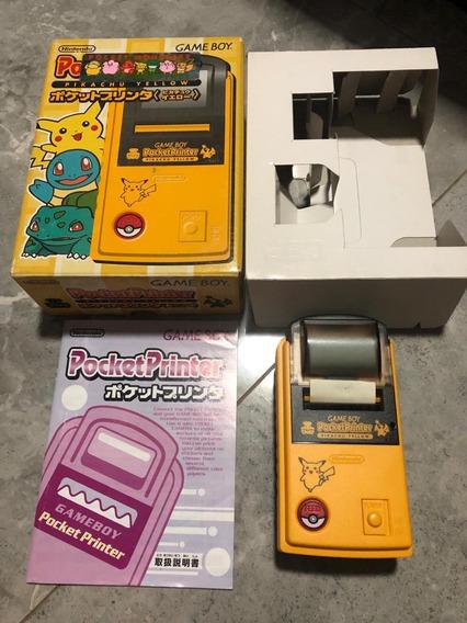 Game Boy Printer Edição Pokémon Perfeito Estado