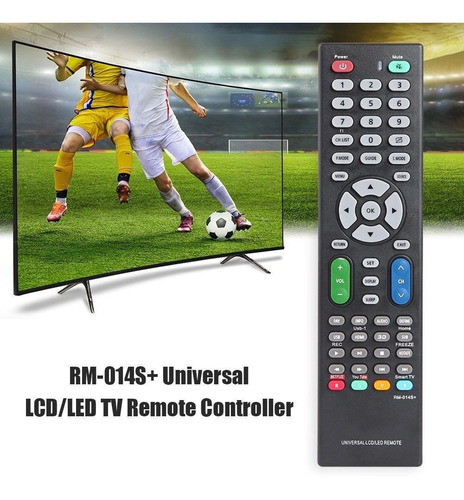 Control Universal Smart Tv Lcd Led