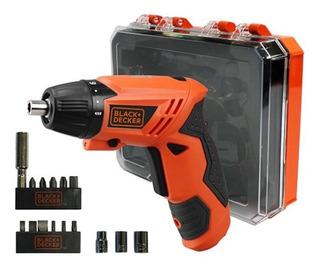 Atornillador A Bateria Black Decker Kc4815k Caja Access Rex