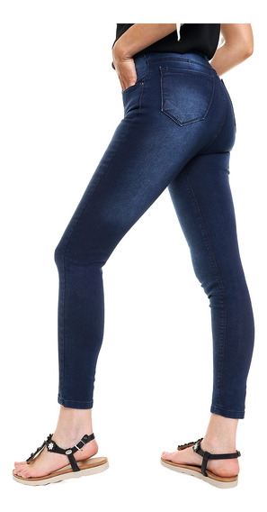 Jeans Elastizados Mujer Chupin Nuevos Chelsea Market Clasico