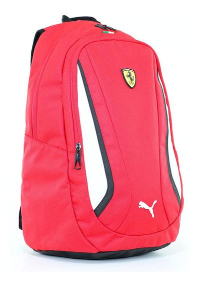 Mochila Ferrari Backpack Vermelha
