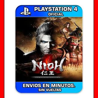 Nioh Ps4 Subs En Español The Complete Edition 15