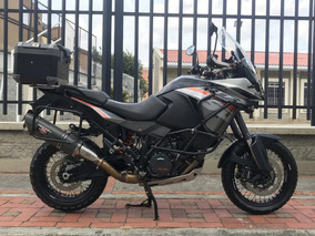 Motocicleta Ktm 1190 Adventure 2014 Gris