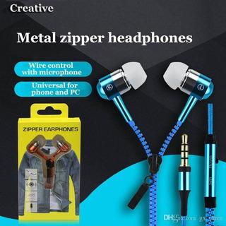 Auricular Cierre Zip Original