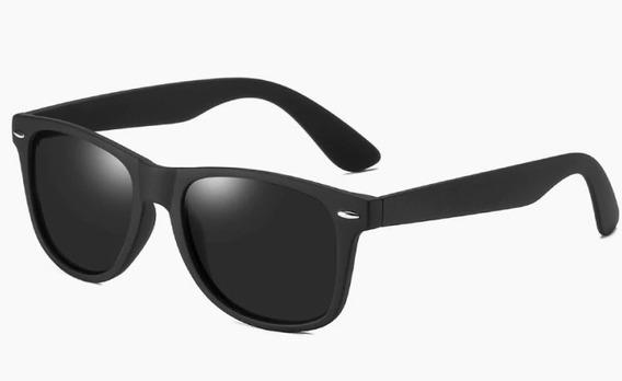 Oculos De Sol Lente Uv400 Polarizada Preto Cod 15