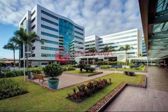 Sala Comercial Com 34m² No Hangar Business Park!! - 93150592