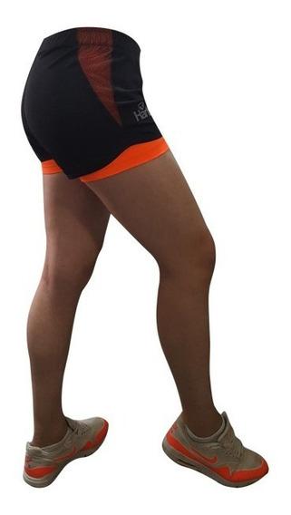 D204 Short Calza Deportiva Hartl (mujer) Moda Verano