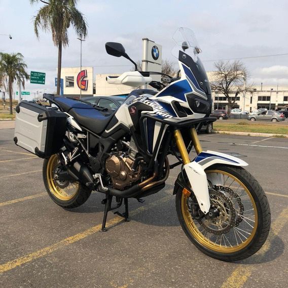 Honda Crf 1000 L Mt