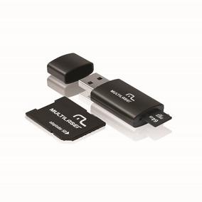 Cartão De Memória / Pen Drive 64gb 3x1 Class 10 Mc115