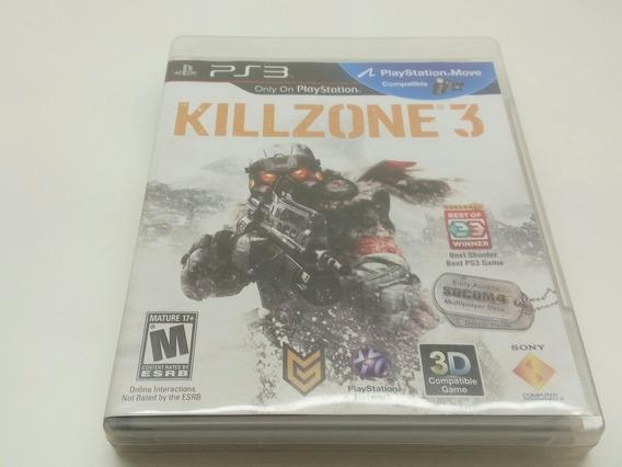 Jogo Ps3 Killzone