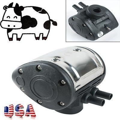 Imagen 1 de 5 de Pulsador Neumático L80 Portable Para La Vaca Ordeñador Ordeñ