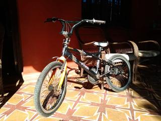 Bicicleta Bmx Freestyle Rodado 20 Con Rotor