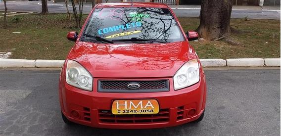 Fiesta 1.6 8v Flex 2008 Completo Sem Entrada +48x R$ 559,00