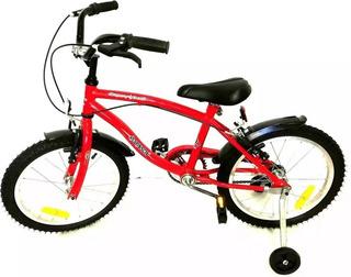 Bicicleta Robinson 0507 Rod16 Playera Std Varon Cuotas Beiro Hogar
