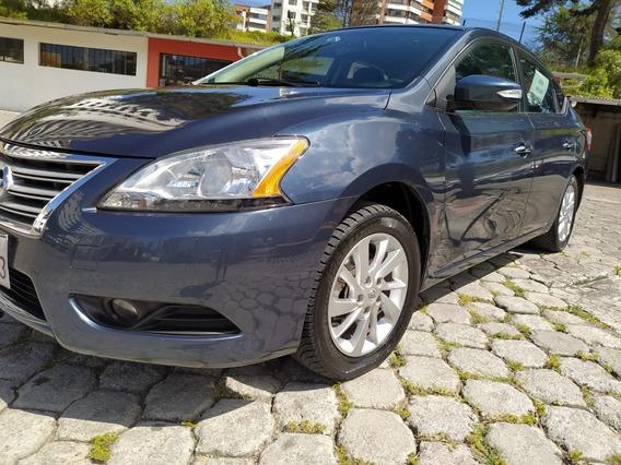Flamante Nissan Sentra Advance Motor 1.8 L, Transmisión Auto