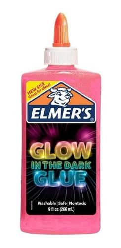 Pegamento Brilla En La Oscuridad Para Hacer Slime Elmer's