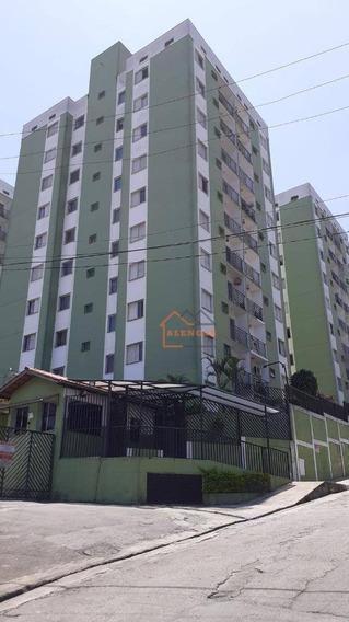 Apartamento Com 2 Dormitórios À Venda, 52 M² Por R$ 198.000 - Vila Carmosina - São Paulo/sp - Ap0092