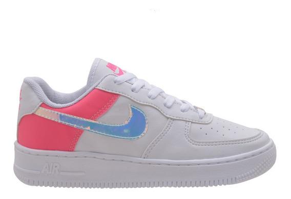 Tenis Nike Air Force 1 Lançamento Colors Oferta