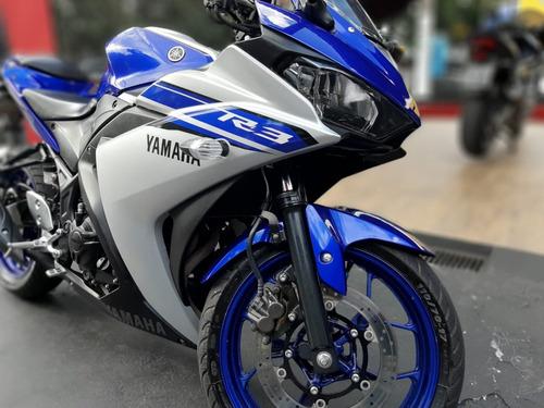 Yamaha R 3 2016