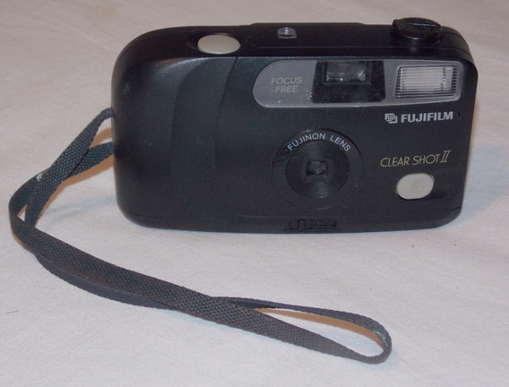 Camêra Fotográfica Fuji Clear 2