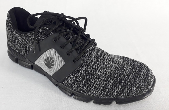 Zapatilla Urbana Kioshi Art Hirusu Color Gris