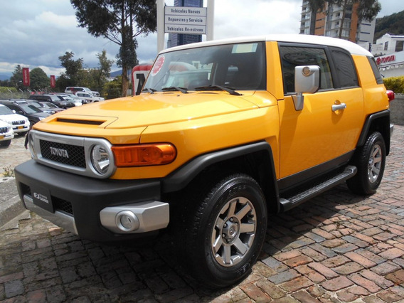Toyota Fj Cruiser At