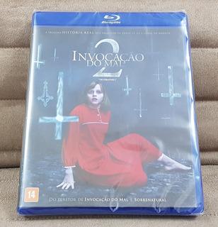 Blu-ray Invocação Do Mal 2 ( Original / Lacrado )