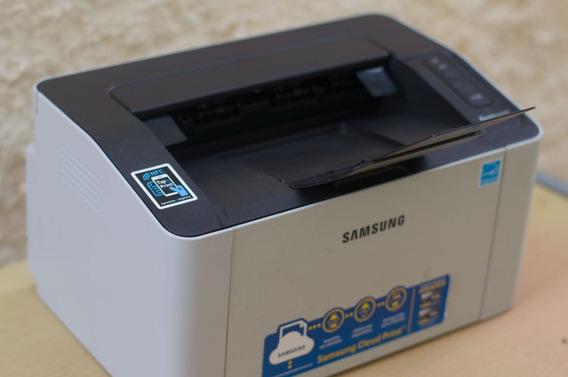 Impressora À Laser Monocromático Samsung Sl-m2020w Usb, Wi-f
