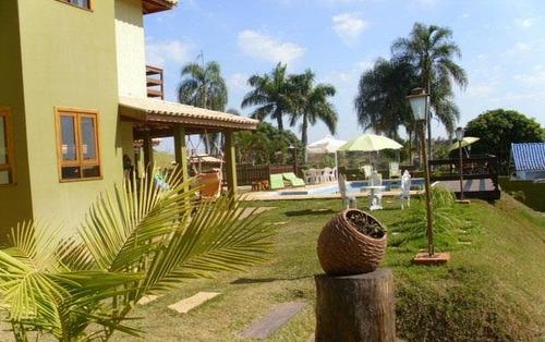 Chácara Residencial À Venda Em Itatiba - Ch0182. - Ch0273