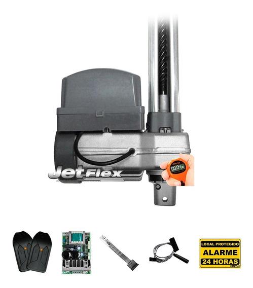 Kit Motor De Portão Eletrônico Basculante Ppa Jet Flex 1/2